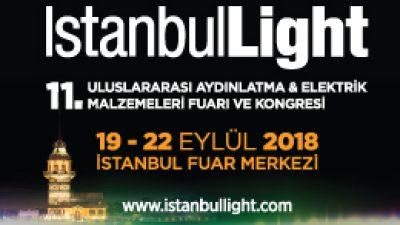 İstanbul Light 2018 Fuarı