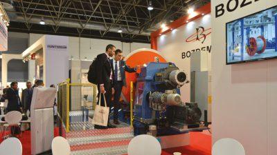 Bozdemir, sektörün lokomotifi olan Wire Fuarını değerlendirdi