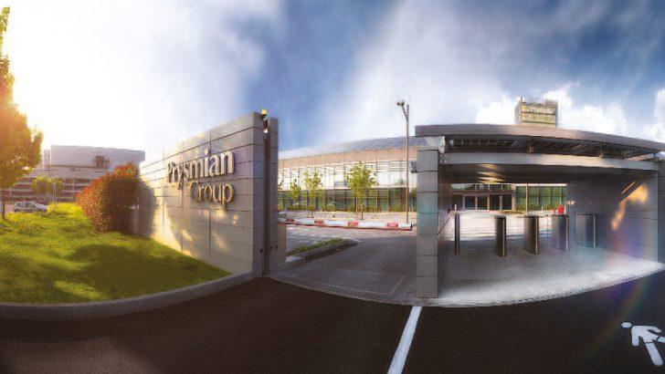 Prysmian Group 2017 Airbus Havacılık Endüstrisi Mükemmellik ödülünü kazandı