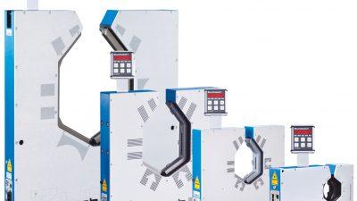 Zumbach Electronics'den Süper Hızlı Lazer Çap Ölçüm Aygıtları Kesin olarak doğru Çap ve Ovallik Ölçümü için Çözüm!
