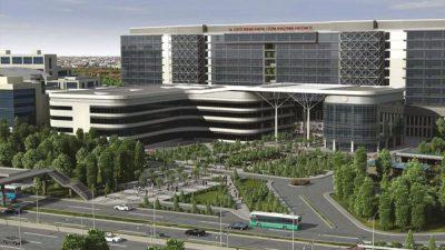 Dr. Lütfi Kırdar Kartal Eğitim ve Araştırma Hastanesi  projesinde Ören Kablo tercih edildi.
