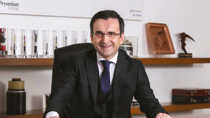 """Prysmian Kablo CEO'su Erkan Aydoğdu: """"Dikkat! Her Kablo Aynı Değildir…"""""""