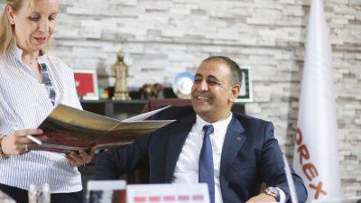 Colorex Konsantre Boya ve Plastik Sanayi Genel Müdürü Murat Doğan: Colorex olarak üretim kalitemizden ödün vermeden, Sektörde Türkiye'nin en kaliteli Masterbatch üreten firmaları arasında yerini almıştır.