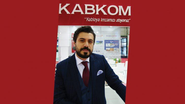 Kabkom Kimya A.Ş. Genel Müdürü Erdem Eker; Kabkom Kablo Kompaundu Üretiminde Global Bir Oyuncu Olmayı Hedefliyor