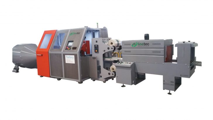 Linetec Makine, otomatik kangallama makinelerinde ilklere imza atıyor Eyüp Tabak LINETEC Makine firma ortağı