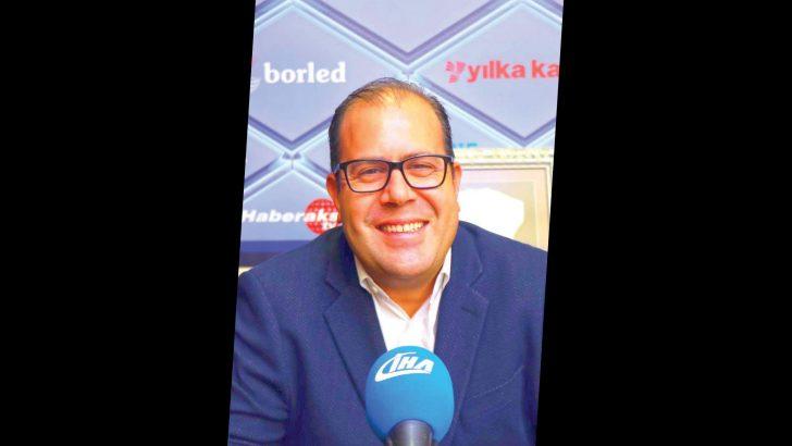 Mehmet Arbek Akay Borsan Grup CEO'su;  Türkiye'nin en büyük 500 sanayi şirketinden biri  Borsan Grup enflasyonla mücadelede yerini alıyor