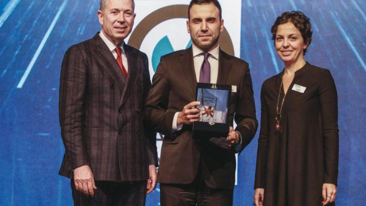 Vatan Kablo'ya Siemens'ten Yılın En İyi Tedarikçisi Ödülü