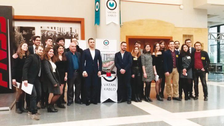 Vatan Kablo  ODTÜ Kariyer Zirvesi 2018 Fuarında