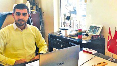 Ali Can Gültepe Oğuzhan Plastik Genel Müdürü: Müşterilerimizin duymuş oldukları memnuniyeti daha üst seviyelere çıkarmak için en iyi şekilde çalışmalarımıza devam etmekteyiz.