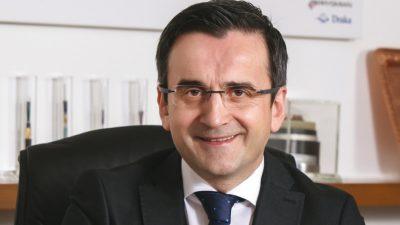 Erkan Aydoğdu Türk Prysmian CEO'su; Türk Prysmian Kablo kıtaları birbirine bağlıyor