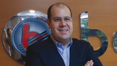 Mehmet Arbek Akay Borsan Elektrik ve Aydınlatma Ürünleri Grubu CEO'su; SAMSUN TEKNOLOJİ BULUŞMALARI FUARINDA İLGİ ODAĞI OLDU