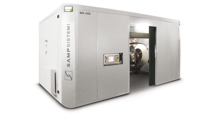 Sampsistemi Birleştirme Makinesi BM 1250