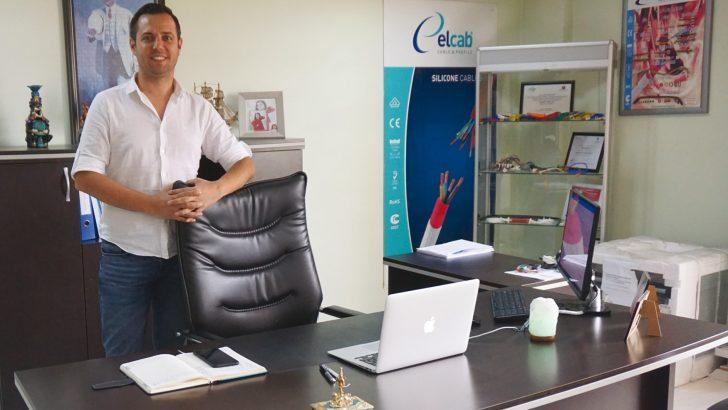 Elcab Kablo & Profil / Satış Müdürü Ömer Şentürk