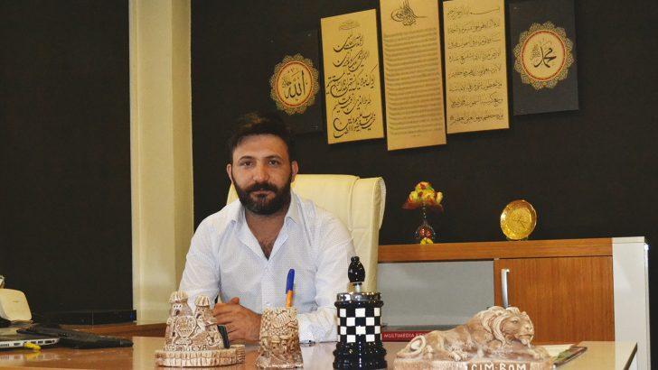 Murat Makara San ve Tic. Ltd. Genel Müdürü Murat Bahçe; Genç ve dinamik kadromuzla sektörün ihtiyaçlarını karşılamak için her daim hazır durumdayız.
