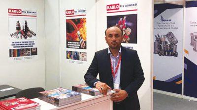 Wire Russia 2019 Fuarı'ndan Kareler