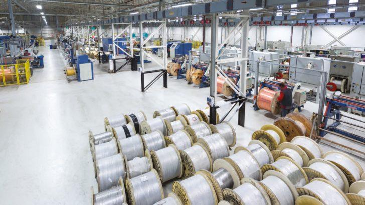 Erse Kablo, İkinci 500 Büyük Sanayi Kuruluşu Listesi'nde Her Yıl Yükselerek İlerliyor