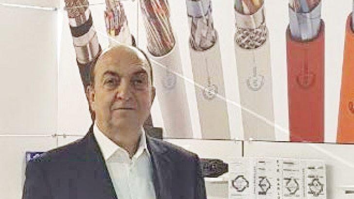 ETK Kablo Ticari Genel Müdür Yardımcısı Mehmet Şahal; Dünya'nın 95'ten Fazla Ülkesinde ETK Kablo
