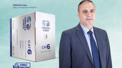 Turkuaz Kablo 2020'ye yeni ürünler ve yeni hedeflerle girdi! Artık dünya pazarında bir marka.