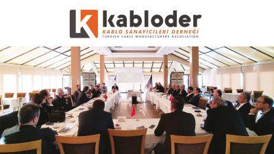 KABLODER'İN 2020 YILI GENEL KURUL TOPLANTISI GERÇEKLEŞTİRİLDİ!