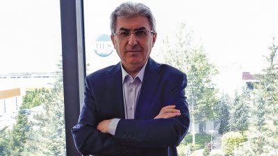 Hes Kablo Genel Müdürü Şahin Nursaçan, İnovatif ürünlerini bünyesine ekleyen Hes Kablo, globalde ilk 10 marka arasına girecek
