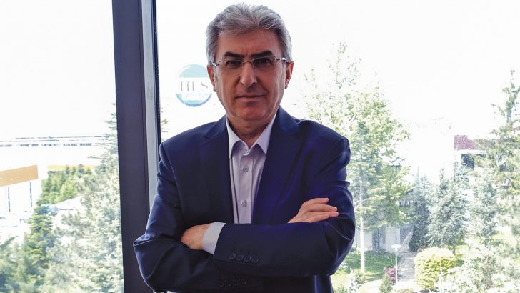 Şahin Nursaçan Hes Kablo Genel Müdürü; Dünyanın ve Türkiye'nin mega projelerinde yangına karşı güvenli Hes Flaret ® kablolar kullanılıyor.