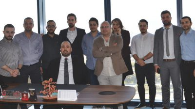 Seval Kablo İzmir Şubesi açılışından kareler