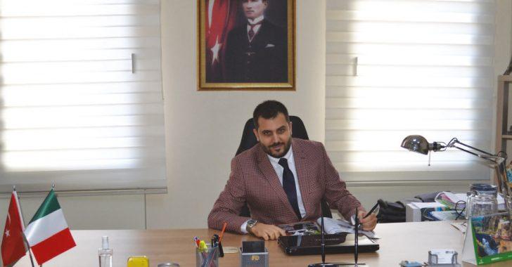PAN CHEMICALS S.p.A.' nın Türkiye Ülke Müdürü, Hakan Tanış: Gelecekte Nerede Olacağız…
