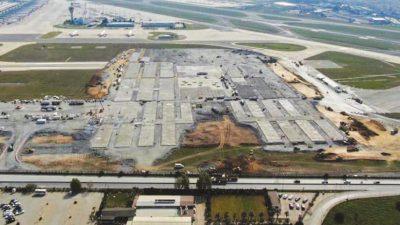 Nexans Türkiye, Kablolarıyla Atatürk Havalimanı Sahra Hastanesine Hayat Verecek