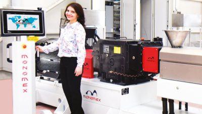 Sabiha SEZER / Genel Müdür; Monomex 2019 yılı yatırım yılı oldu. Yeni Fabrikamıza taşındığımızı duyurmaktan gurur duyuyoruz…