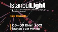 IstanbulLight Fuarı 06-09 Ekim 2021