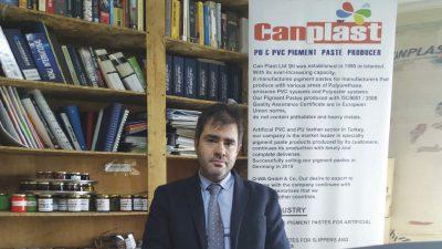 Hasan Can Aydemir, Can Plast Genel Müdürü; Dünyanıza renk katmak misyonumuzdur.