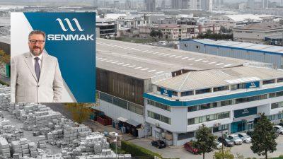 Hüseyin Semerci Genel Müdür; ŞENMAK'ın Penceresinden Pandeminin Plastik Makine Sektörüne Etkileri