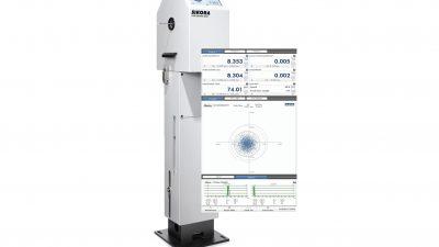 SIKORA ölçüm ve kontrol sistemleri: CENTERVIEW 8000