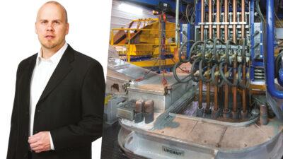 Sami Ollila, Proje Müdürü; Dünyada daha fazla entegrasyon sunan makine güvenlik gereksinimleri