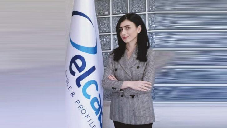 ELCAB KABLO PROFİL SANAYİ TİC. A.Ş. İHRACAT DİREKTÖRÜ HATİCE ASLANDAĞ